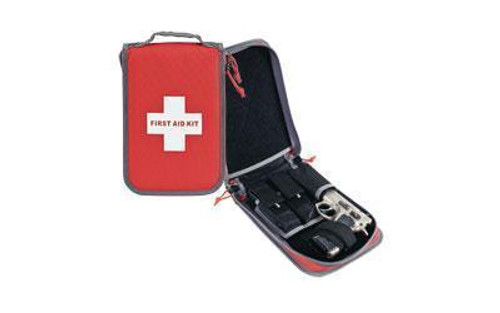 G-outdoors, Inc. Deceit And Discreet, Pistol Case, Red