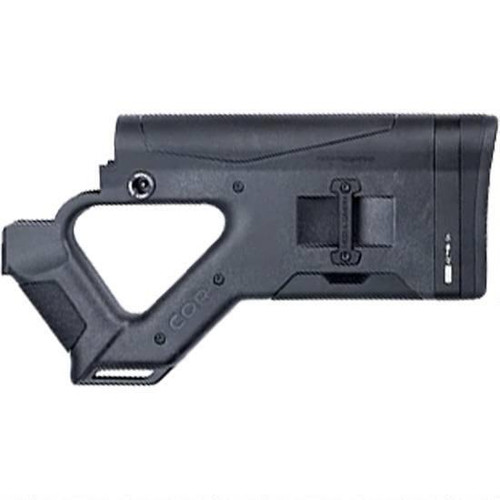 HERA USA CQR AR-15 Fixed Stock Mil-Spec Polymer Black (CT35HERA12-12)