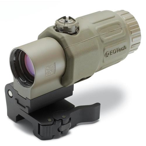 Eotech G33 3x Magnifer Sts Mnt Tan