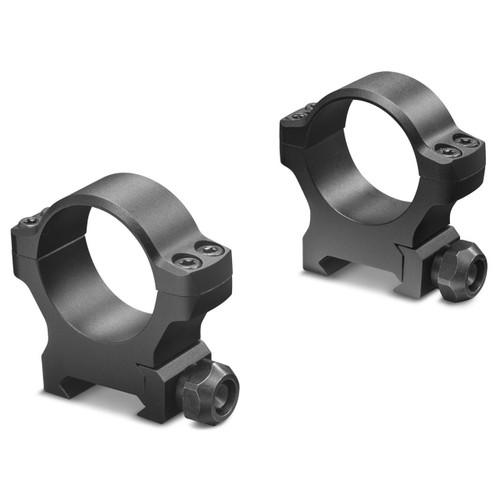 Leup Cntry Slot 30mm Rings Low Matte