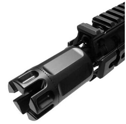 Primary Weapons Systems CQB, Hybrid Flash Hiding Blast Compensator, 308 Win, Black (CT35PWS3CQB58C1)