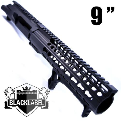 "9.125"" Black Label Ultra Slim Keymod Handguard | M4 (HG-0518600)"