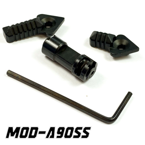 Fire Hog Mod-A90SS Ambidextrous 90 Safety Selector Ambi - Black (LP-1018718)