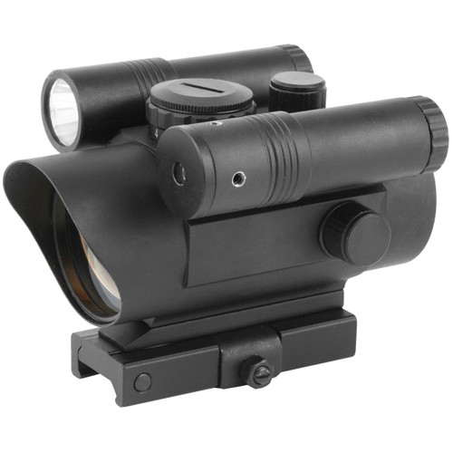 Ncstar Red Dot Sight Grn Lsr-light