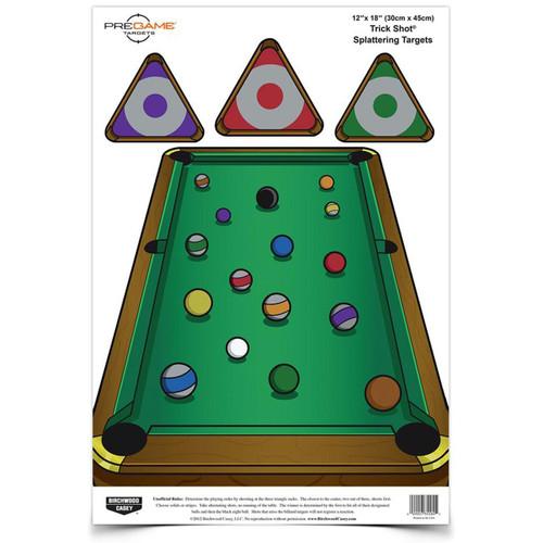 B-c Pregame Trickshot Tgt 8-12x18