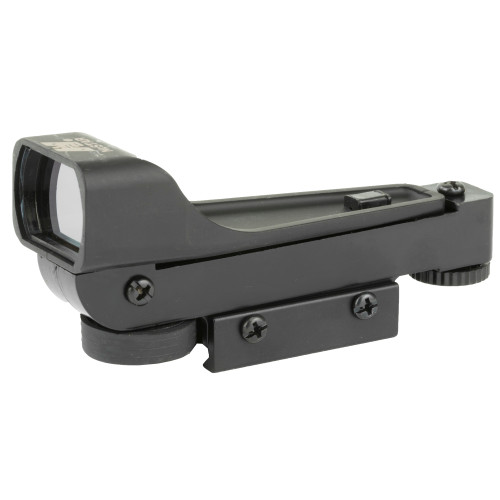"NCSTAR Red Dot Optic Reflex 3MOA Red Dot - 3/8"" dovetail .22LR"