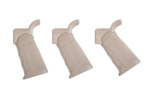Adjustable AR-15 ATG Pistol Grip - FDE