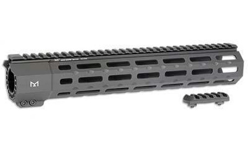 "Midwest Industries AR-15 SP-Series 7"" M-LOK Free Float Hand Guard 6061 Aluminum Hard Coat Anodized Matte Black"