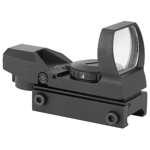 Ncstar Red Dot Reflex Sight Wvr Black
