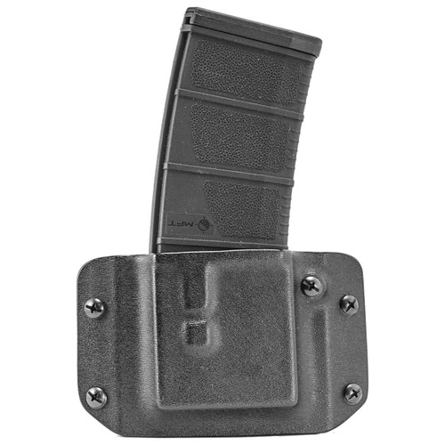 Mft Ar15 Single Mag Pouch Black