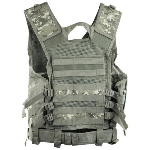 Ncstar Tactical Vest Med-2xl Dgtl