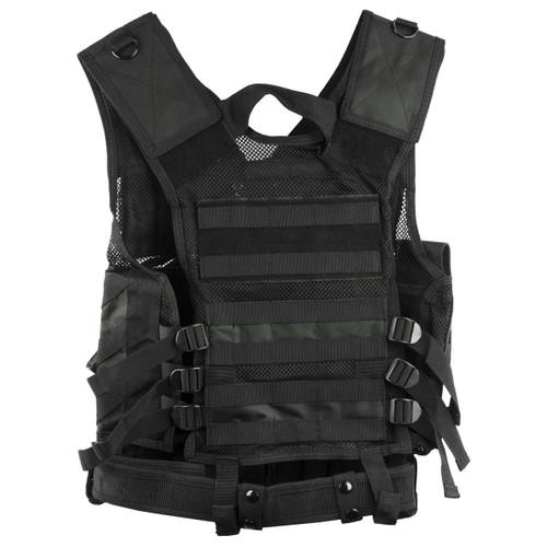 Ncstar Tactical Vest Med-2xl Black
