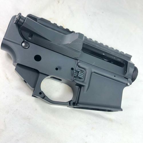 Cobratac Enhanced Trigger Guard Billet for AR-15/10/LR308 - black