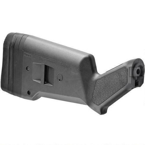 Magpul Industries Magpul, SGA Mossberg 500/590/590A1 12 Gauge Shotgun Adjustable Stock, Polymer, Gray