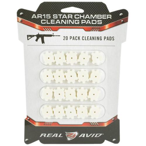Real Avid Real Avid Ar15 Star Chmbr Clning Pad 813119011450