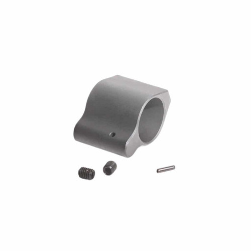 Luth-AR Luth-AR AR-15 Lo-Profile Gas Block .750 Steel Black 859992007043