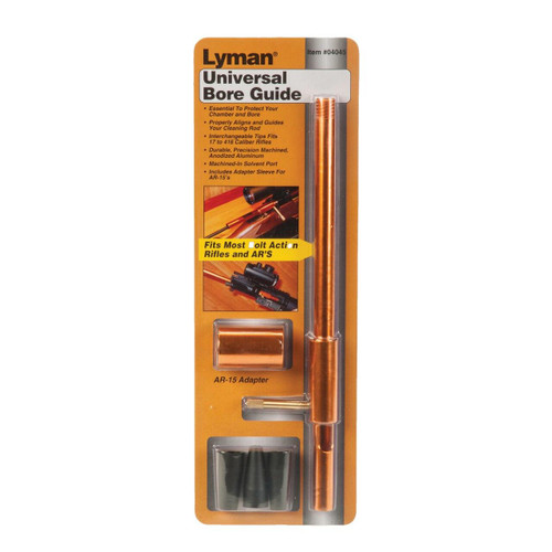 Lyman Lyman Unvrsl Bore Guide Set .17-.416 011516040459