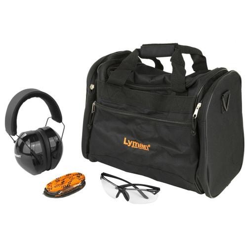 Lyman Lyman Pistol Range Kit 380/9/38/357 011516778208