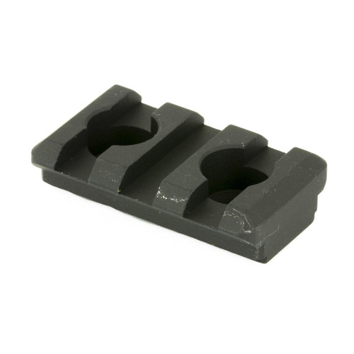 Midwest Industries Midwest Upper Height Railed Gas Blck - MCTAR-06