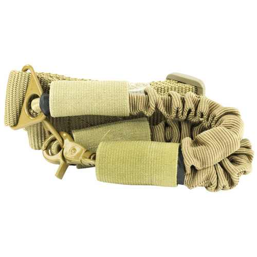 NCSTAR Ncstar Sgl Point Bungee Sling Tan 814108017767