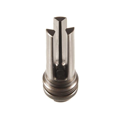 SilencerCo Sco Asr Flash Hider M13.5x1lh 9mm 817272016901