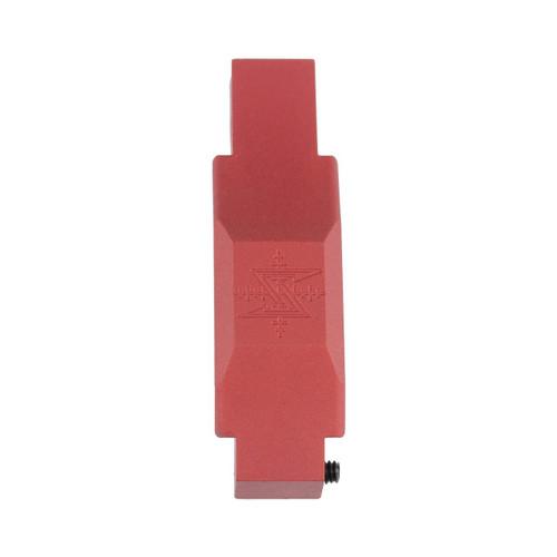 Seekins Precision Seekins Precision, Billet AR Trigger Guard, Red Finish 811452029149