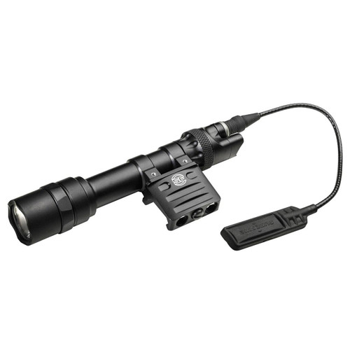 Surefire Surefire M600 Ultra Scout Light Weapon Light LED w/RM45 Mount 2 CR123A Batteries - Black