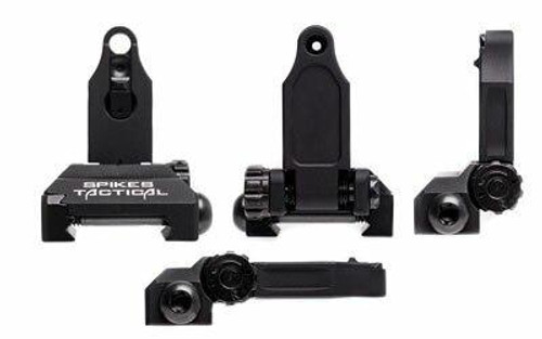 Spikes Tactical Spikes Rear Fldng Micro Sights G2 815648024222
