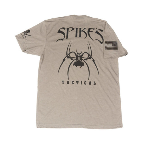 Spikes Tactical Spikes Tshirt Stops Isis