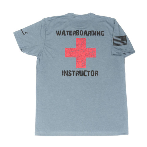 Spikes Tactical Spikes Tshirt Waterboarding Indi
