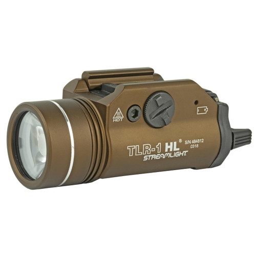 Streamlight Strmlght Tlr-1-hl Fde Brown 080926692671