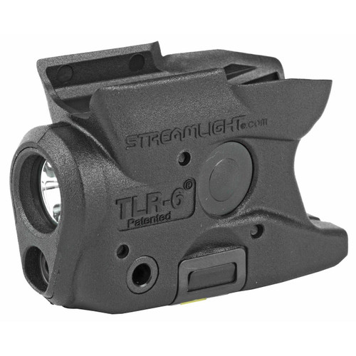 Streamlight Strmlght Tlr-6 Sandw Mandp Shield W/lsr 080926692732
