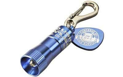 Streamlight Streamlight Nano Pocket Light, White LED, 10 Lumens, Gear Clip, Blue 080926730021