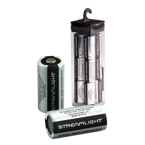 Streamlight Strmlght 3v Lithium Battery 12/pk 080926851771