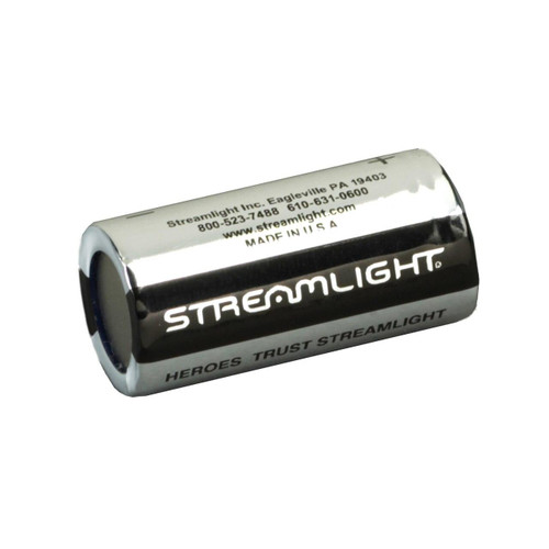 Streamlight Strmlght 3v Lithium Battery 6/pk 080926851801
