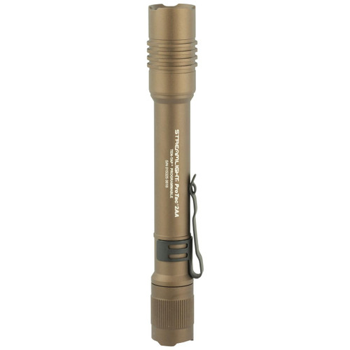 Streamlight Strmlght Protac 2aa Coyote Brn Hlstr 080926880726