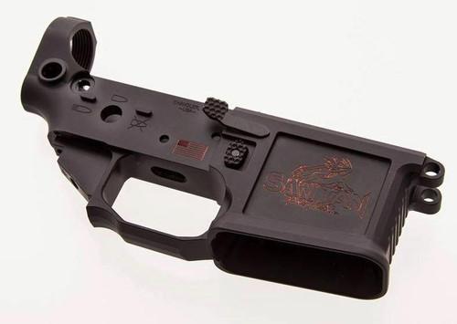 San Tan Tactical San Tan Tactical AR-15 Upper Ultra Grip Kit Billet - Black 680599034114