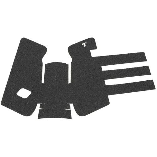 TALON Grips Inc Talon Grp For Glock 17 Gen3 Rbr 812308020242