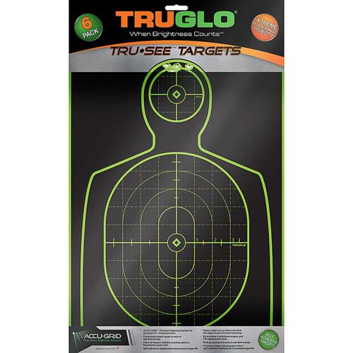 Truglo Truglo Tru-see Hndgn Tgt 12x18 6pk 788130018002