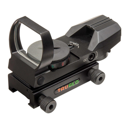 Truglo Truglo Red Dot Open 4 Reticle Black 788130020180