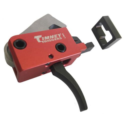 Timney Triggers Timney Trig Ar Pcc 2 Stg Straight Sh 081950068425