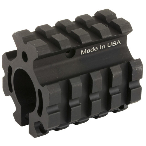 Leapers, Inc - UTG Utg Pro 4/15 4-rail Gs Blck .75 Bbl 4712274528192