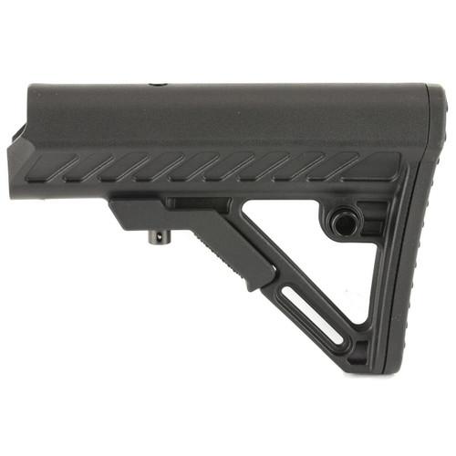 Leapers, Inc - UTG Utg Pro Model4 S2 Stk Ml-spc Blk 4717385551480