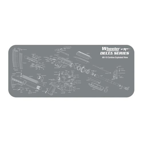 Wheeler Wheeler Ar Maintenance Mat 661120568247