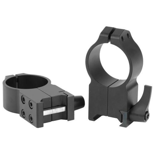 Warne Scope Mounts Warne Maxima Qd 30mm Ultra Hi Mat 656813000852