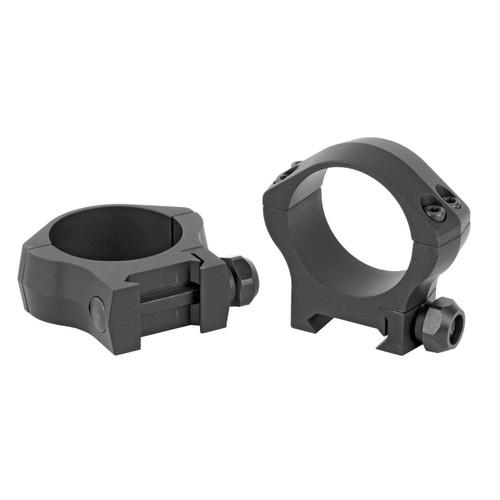 Warne Scope Mounts Warne Xp 34mm Low Matte 656813105380