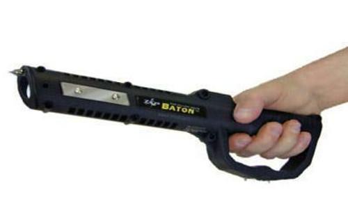 PS Products Ps Zap Stun Baton/lite 1mil Volt Blk 797053100213