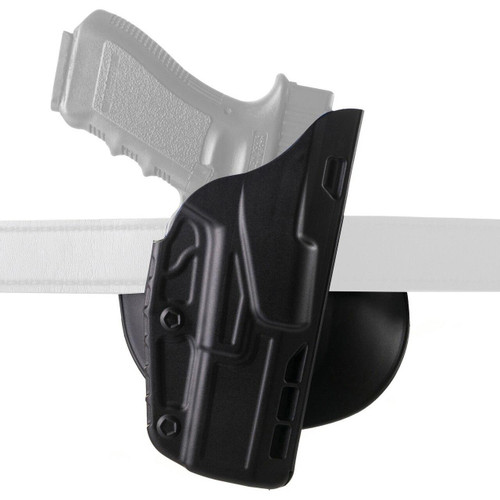 Safariland Safariland, 7TS ALS Concealment, Belt Holster, Fits Glock 17, 22, Right Hand, Black 781607284184