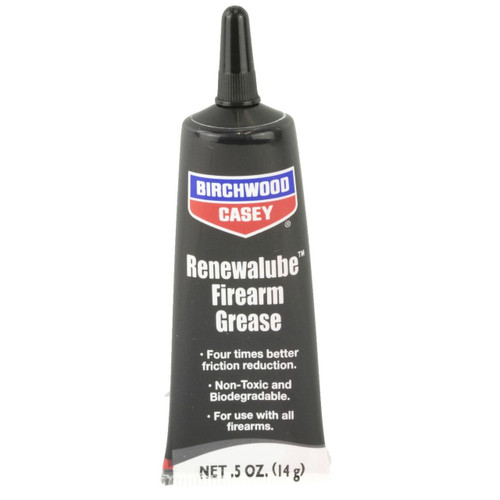 Birchwood Casey B/c Renewalube Grease .5oz Tubes 6pk 029057451153