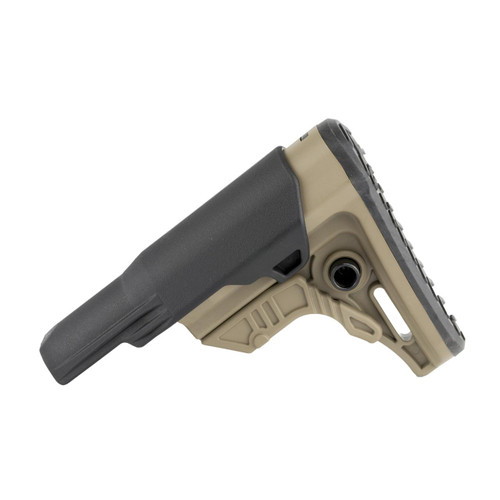 Leapers, Inc - UTG Utg Pro Ar15 Ops Rdy Mil-spc Stk Fde 4717385552784